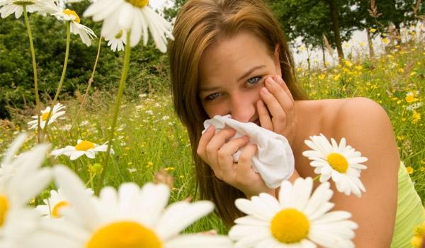 аллергия фото на лице лечение